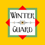 Winter Guard Gold Block