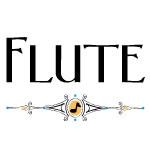Flute Decorative Line