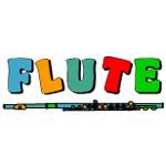 Colorful Flute