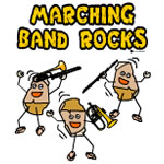Marching Band Rocks