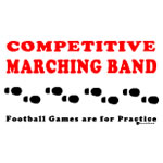 Competitive Band Footprints