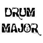 Drum Major Musical Text