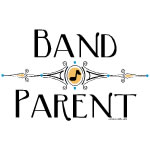 Band Parent Decorative Line