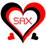 Saxophone Heart