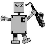 Saxophone Robot