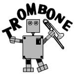 Trombone Robot Text