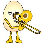 Trombone Egghead