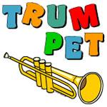 Colorful Trumpet
