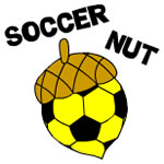 Yellow Soccer Nut
