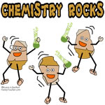 Three Chemistry Rocks