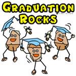 Graduation Rocks