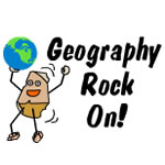 Geography Rock On
