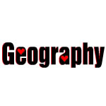 Geography Small Heart