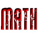 Math Red Text