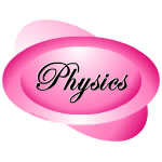 Pink Physics Oval