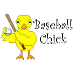 Baseball Chick Narrow