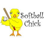 Softball Chick Narrow
