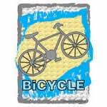 Bike Pattern Background