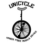 Unicycle Mobile Device
