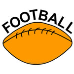 Football Text Football