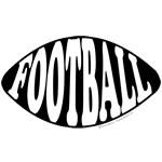 Football Shaped Football