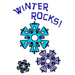 Winter Rocks