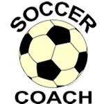 Beige Soccer Coach