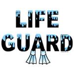 Black Life Guard Text