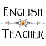 English Teacher Decorative Line
