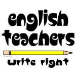 English Teachers Write