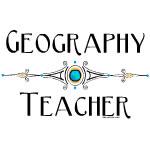 Geography Teacher Decorative Line
