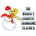 Coolest Trombone Teacher