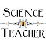 Science Teacher Decorative Line